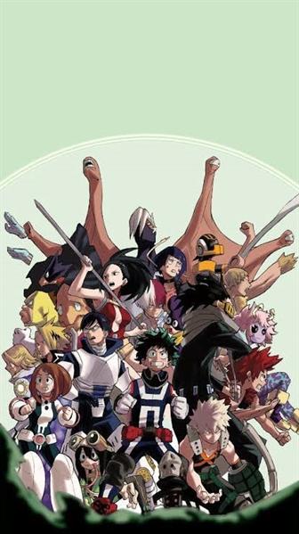 Fanfic / Fanfiction A História De Izuku Midoriya - Capítulo 47 - Prova Final