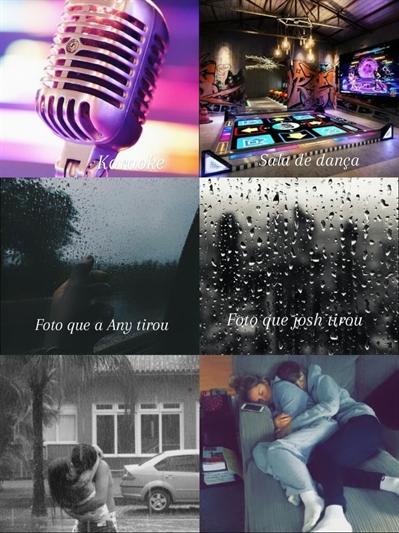 Fanfic / Fanfiction Adotei o amor da minha vida - Capítulo 19 - Medo da chuva