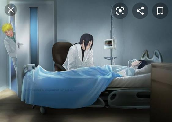Fanfic / Fanfiction Finalmente nós nos reencontramos (narusasu) - Capítulo 8 - Ele vai ficar bem?