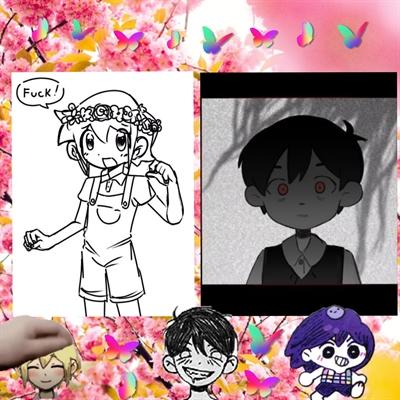 Fanfic / Fanfiction Jardim- Omori (Sunny) x Basil - Capítulo 16 - Que isso Basil?!