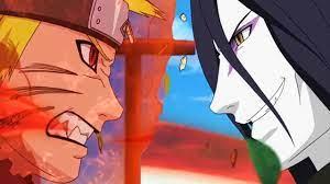 Fanfic / Fanfiction Naruto: Ultimate Ninja Storm ™ - Capítulo 4 - Naruto Vs Orochimaru Parte 1
