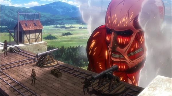 Fanfic / Fanfiction The Traitors - Shingeki no Kyojin - Capítulo 5 - Capítulo Cinco