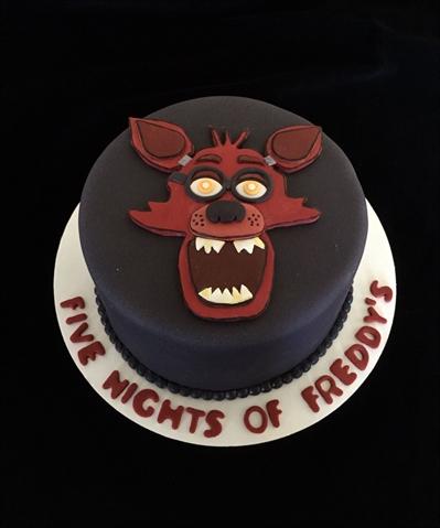 Fanfic / Fanfiction Wellcome's to Freddy's - Capítulo 2 - Feliz aniversário Foxy