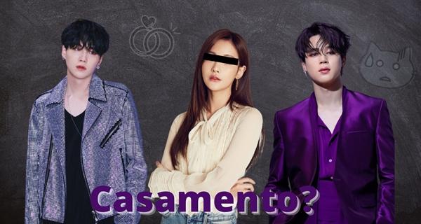 Fanfic / Fanfiction Agentes (imagine BTS Min Yoongi) - Capítulo 7 - Casamento?
