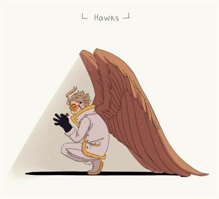 Fanfic / Fanfiction Book imagines U.A BNHA - Capítulo 3 - Keigo Takami--Hawks