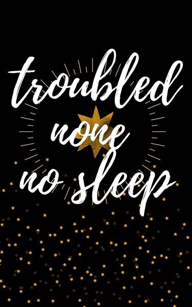 Fanfic / Fanfiction Erro e Fracasso - Capítulo 2 - Troubled none no sleep