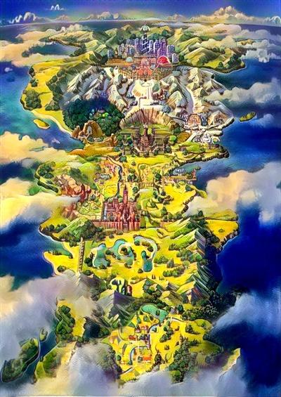 Fanfic / Fanfiction Pokémon Jornadas em Galar - Capítulo 3 - Galar