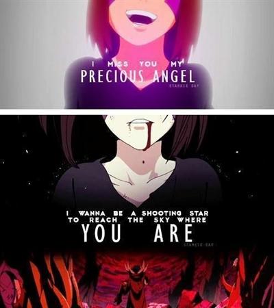 Fanfic / Fanfiction Precious Angel you are - Capítulo 1 - Oq tá acontecendo ?