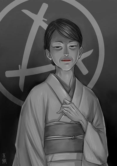 Fanfic / Fanfiction EreRi - Koe - Capítulo 27 - Ato quatro! Liderança de sangue.