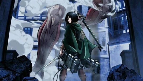 Fanfic / Fanfiction Estou em... Shingeki no Kyojin?!? - Capítulo 28 - Amiga ou Inimiga?