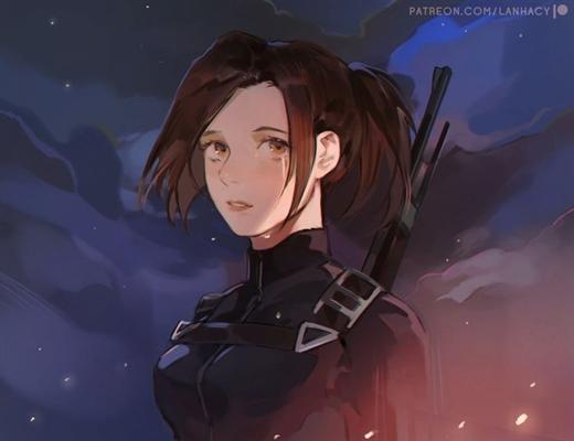 Fanfic / Fanfiction Family Shingeki no Kyojin(interativa) - Capítulo 3 - Sasha Braus