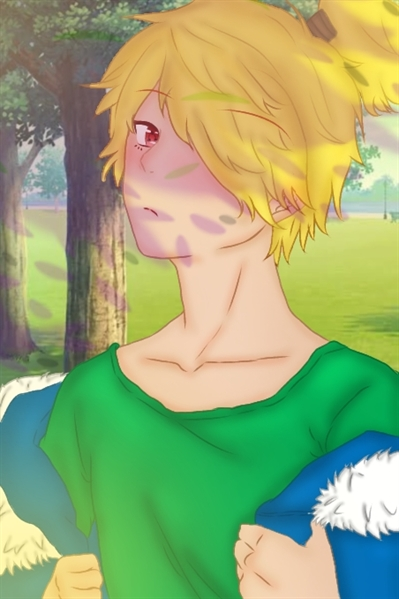 Fanfic / Fanfiction Meus desenho - Capítulo 1 - Katsu..
