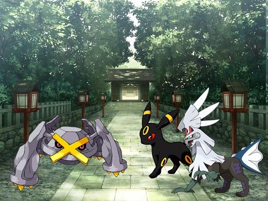 Fanfic / Fanfiction Pokemon World: Ancient Tale - Interativa - Capítulo 4 - Prologo: Os Artefatos Eon