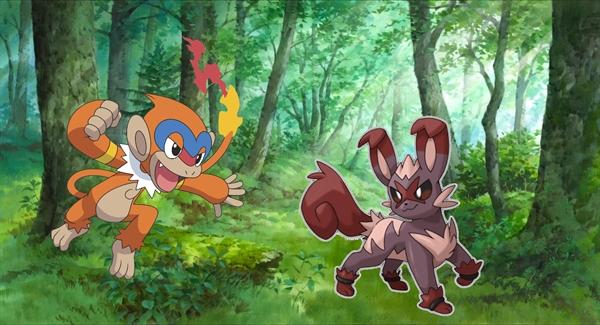 Fanfic / Fanfiction Pokemon World: Ancient Tale - Interativa - Capítulo 5 - A Tragédia! O Guardião do Eon