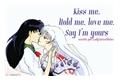 História: Kiss me, hold me, love, say Im yours