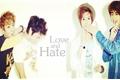 História: Love and Hate