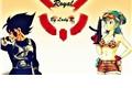 História: Liberdade Azul Royal