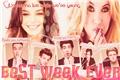 História: Best Week Ever