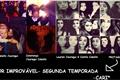 História: Amor Improvável- Segunda Temporada