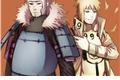 História: O Senju e o Namikaze