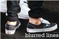 História: Blurred Lines (Larry AU)