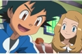 História: Pokémon: Ash e Serena, Amor ou Amizade (HIATUS)