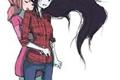 História: Do Começo ao Fim - Bubbline ( Marceline e Princesa Jujuba )