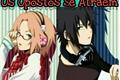 História: Os Opostos, Se Atraem! - (Hiatus)