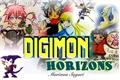 História: Digimon:Horizons