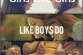 História: Girls like girls