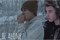 História: Never be Alone - Justin e Shawn.