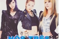 História: Nós três - Taengsic e Taeny