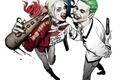 História: Amor de Harley e Joker.