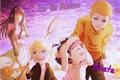 História: Eu os declaro, Naruto e Hinata.