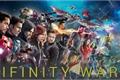 História: Infinity War-Romanogers.