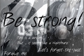 História: Be Strong! -Yoonmin-