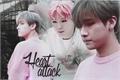 História: Heart Attack •ChangKi• [HIATUS]