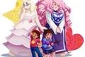 História: Undertale x Steven Universo