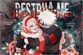 História: Destrua-me, Kakashi-Sensei