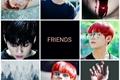 História: Friends Taekook/Vkook