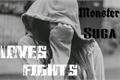 História: The Love Between Fights ( imagine Rap Monster e Suga )