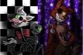 História: A chegada dos animatronics em anime,um relacionamento sério