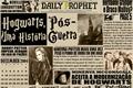 História: Hogwarts, Uma História - Pós-guerra