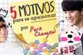 História: 5 Motivos para se apaixonar por Park ChanYeol