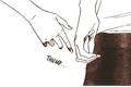 História: Só quero sua mão na minha