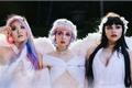 História: Angels (Jung HoSeok , Jeon JungKook , Kim NamJoon)