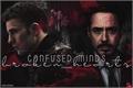 História: Confused Minds, Broken Hearts. - Stony