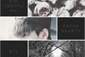 História: Paper Hearts - Kim Taehyung BTS