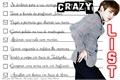 História: Crazy list