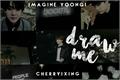 História: Draw Me;; imagine yoongi